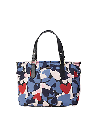 Kate Spade New York Taylor Heart Party Small Crossbody Tote
