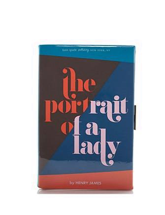 Kate Spade New York The Portrait of a Lady Book Emanuelle Clutch