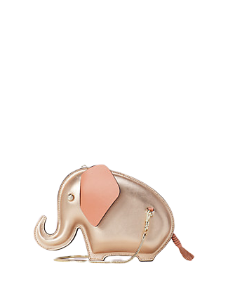 Kate Spade New York Tiny Elephant Crossbody