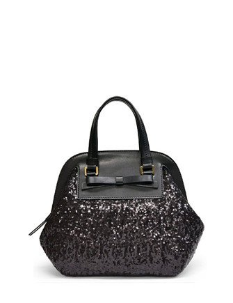 Kate Spade New York Top-Handle Scotty Riva Road Sequins Satchel