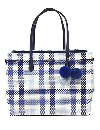 Kate Spade New York Tremont Lane Ari Gingham Tote