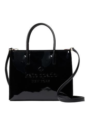 Kate Spade New York Trista Patent Shopper Tote