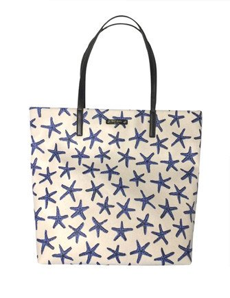Kate Spade New York Under The Sea Bon Shopper Starfish Tote