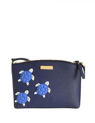 Kate Spade New York Under The Sea Millie Turtle Crossbody