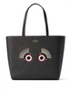Kate Spade New York Warm and Fuzzy Monster Lizzey Tote