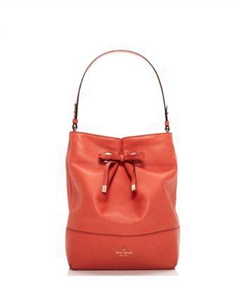 Kate Spade New York West Valley Valentine Drawstring Bucket Bag