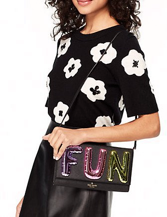 Kate Spade New York Whimsies Fun Clutch