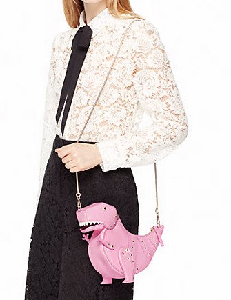 Kate Spade New York Whimsies T-rex Crossbody