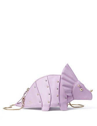 Kate Spade New York Whimsies Triceratops Crossbody