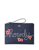 Kate Spade New York Wild Ones Howdy Medium Bella Pouch