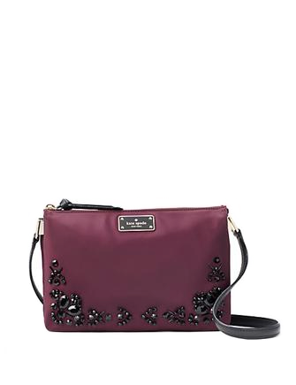 Kate Spade New York Wilson Road Embellished Madelyne Crossbody
