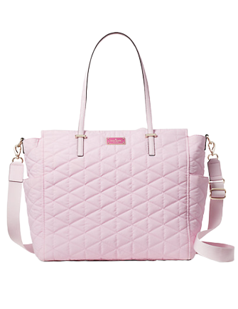 Kate Spade New York Wilson Road Quilted Kaylie Baby Bag