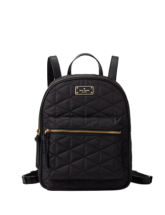 Kate Spade New York Wilson Road Quilted Small Bradley Backpack