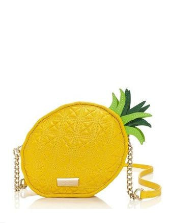 Kate Spade New York Wing It Pinapple Crossbody