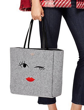 Kate Spade New York Wink Hallie Post Drive Tote
