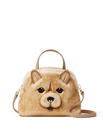 Kate Spade New York Year Of The Dog Chow Chow Small Lottie