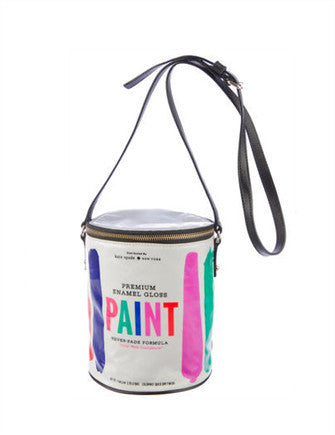 Kate Spade New York Brushstroke Paint Bucket Crossbody