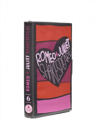 Kate Spade New York Romeo & Juliet Emanuelle Book Clutch