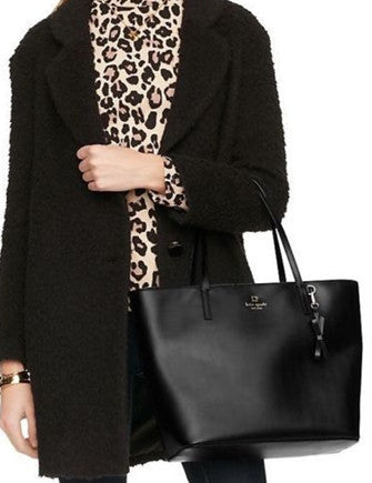 Kate Spade New York Sawyer Street Maxi Leather Tote