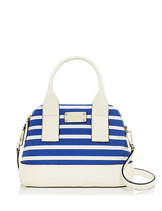 Kate Spade New York Southport Avenue Small Fabric Jenny Crossbody