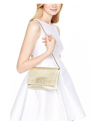 Kate Spade New York Wedding Belles Gena Clutch