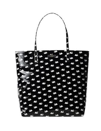 Kate Spade New York Daycation Bon Shopper Small Swan Tote