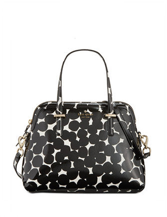Kate Spade New York Cedar Street Blot Dot Maise Satchel