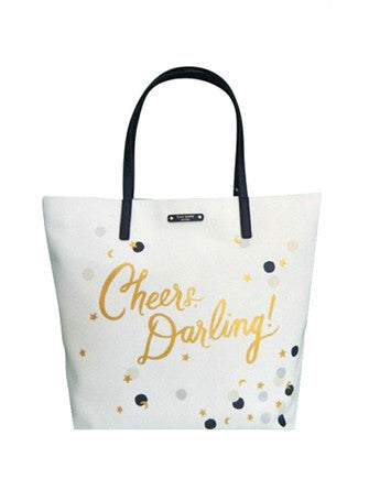 Kate Spade New York Cheers Darling Bon Shopper