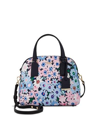 Kate Spade New York Daisy Garden Small Lottie Satchel