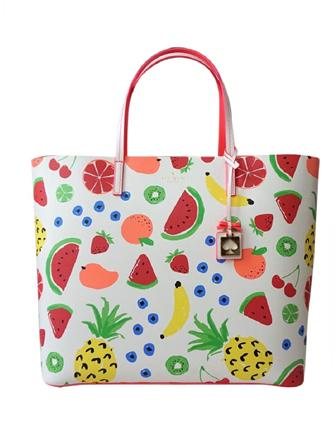 Kate Spade New York How Refreshing Fruit Medley Len Tote