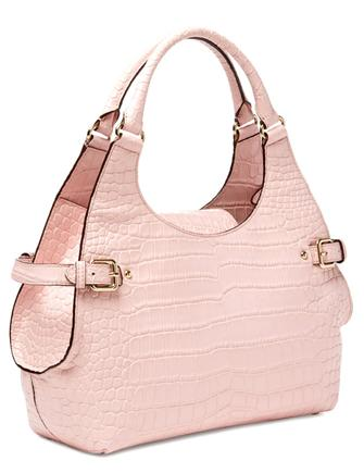 Kate Spade New York Vanston Embossed Leather Small Dylan Shoulder Bag