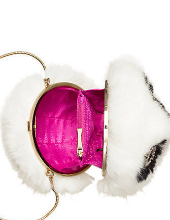 Kate Spade New York Blaze a Trail Furry Owl