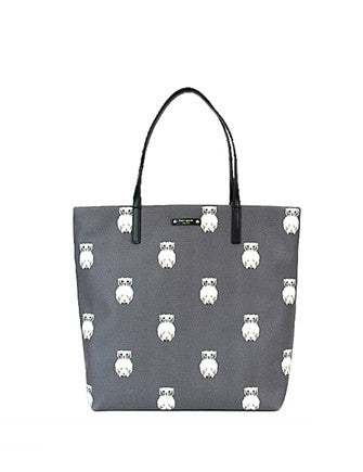 Kate Spade New York Owl Print Blaze A Trail Bon Shopper Tote