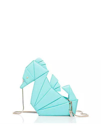 Kate Spade New York Breath of Fresh Air Origami Seahorse