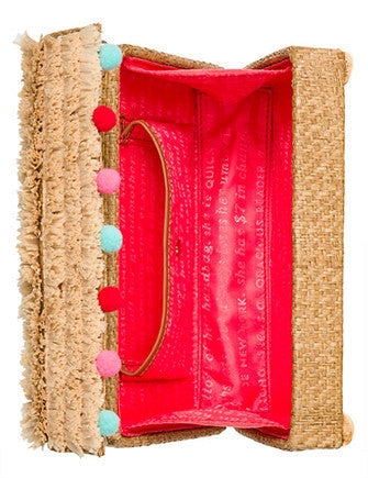 Kate Spade New York Breath of Fresh Air Tiki Bar Crossbody