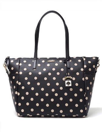 Kate Spade New York Adaira Wellesley Printed Baby Tote