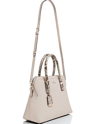 Kate Spade New York Cameron Street Exotic Margot Satchel