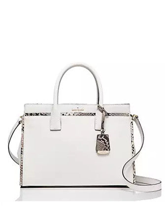 Kate Spade New York Cameron Street Luxe Candace Satchel