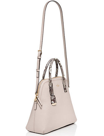 Kate Spade New York Cameron Street Luxe Mega Margot Satchel