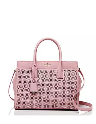 Kate Spade New York Cameron Street Perforated Candace Satchel