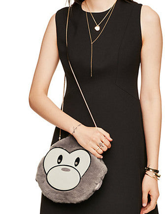 Kate Spade New York Caution To The Wind Monkey Crossbody