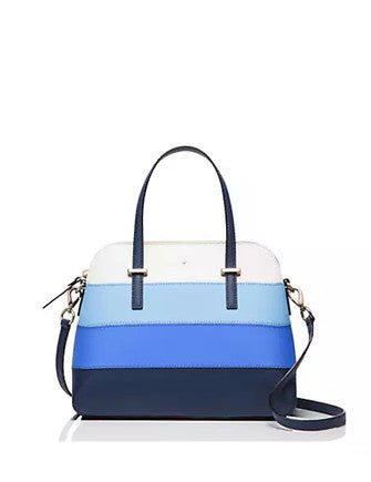 Kate Spade New York Cedar Street Stripe Maise Satchel