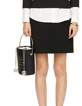 Kate Spade New York Champagne Ice Bucket Bag