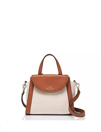 Kate Spade New York Cobble Hill Fabric Small Adrien Satchel