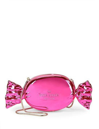 Kate Spade New York Do Wonders Candy Wrapper Clutch