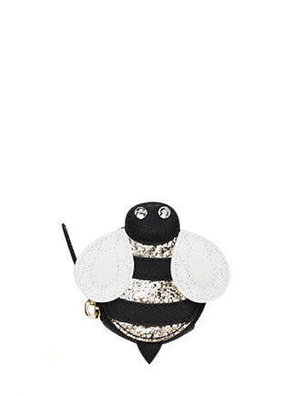 Kate Spade New York Down The Rabbit Hole Bee Coin Purse