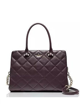 Kate Spade New York Emerson Place Olivera Quilted Satchel