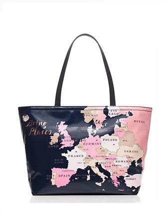 Kate Spade New York Expand Your Horizons Going Places Francis