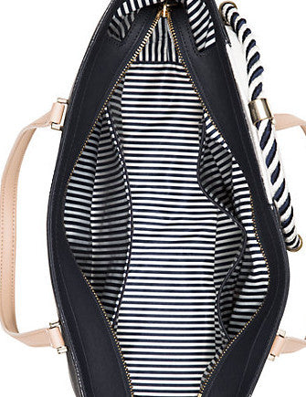 0087d524b78d5b Kate Spade New York Expand Your Horizons Life Preserver Francis Tote ...