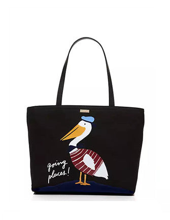 Kate Spade New York Expand Your Horizons Pelican Francis Tote